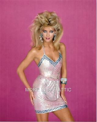 Young Sexy Heather Locklear Of Melrose Place Fame Portrait Still #2