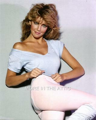 Young Sexy Heather Locklear Of Melrose Place Fame Portrait Still #3
