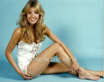 Young Sexy Heather Locklear Of Melrose Place Fame Portrait Still #1