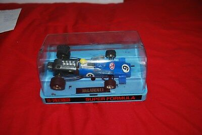 Boxed Scalextric Racing Car Ref 043 Mclaren F.1  See Listing Re Condition