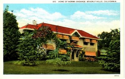 Welcome To The Home Of Mgm Movie Starlet Norma Shearer