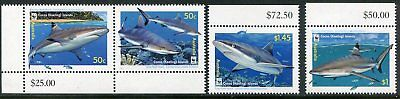 COCOS ISLANDS  Beautiful Mint Never Hinged Set  SHARKS UPTOWN 31315