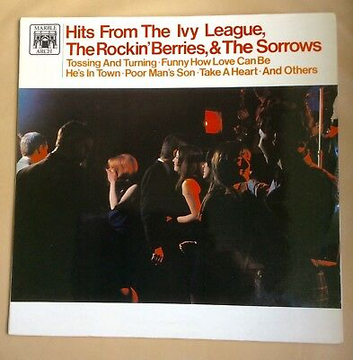 Hits From The Ivy League The Rockin' Berries & The Sorrows - Vinyl Lp