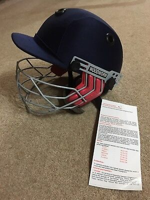 Woodworm Prestige Senior Cricket Helmet