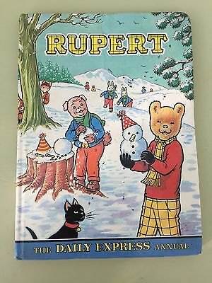 Rupert The Bear Annual 1974