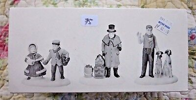 Dept. 56 Heritage Dickens Village accessory #58173 Vision of a Christmas Past!