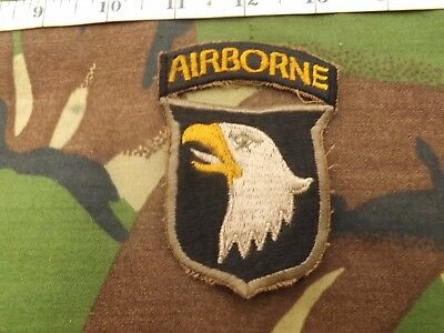 WW2? U.S. 101st Airborne Div Sleeve Patch