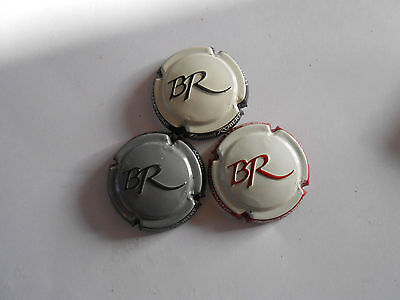 capsules champagne robert pascal nos 6/7/8