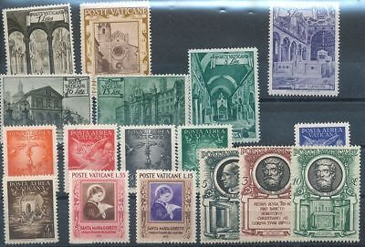 VATICAN Air MH MNH (15+ Stamps)  AG1587s