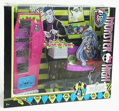 Monster High Student Lounge Social Spots for Doll Playset Toy