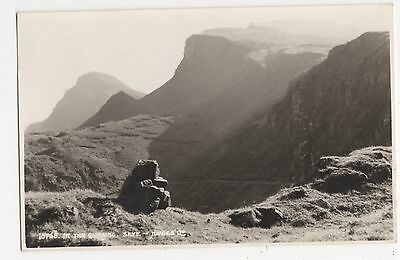 In The Quiraing, Skye, Judges 18768 Postcard, A872