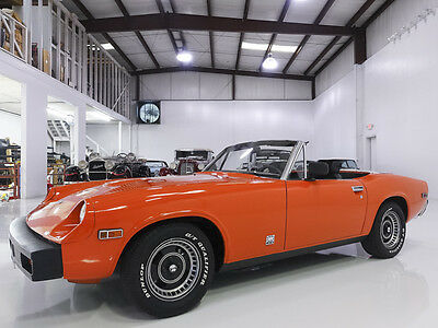 1974 Other Makes Jensen-Healey Mark II JH5 Roadster, Low miles, 1 of only 614 1974 Jensen-Healey Mark II JH5 Roadster, California Car, Recently serviced!