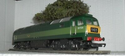 Hornby Class 47 Co-Co  Diesel Electric Locomotive In Br Green Livery