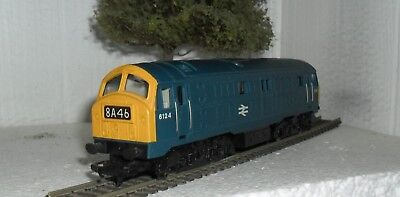 Hornby Class 29 Bo-Bo Diesel Electric Locomotive In Br Blue Livery