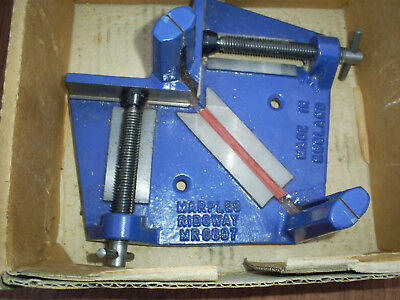 Marples/ridgway Mr 6807 Combined Mitre Cutter And Clamp