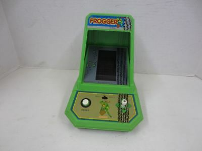 1980's Coleco FROGGER Mini Video Arcade Game Electronic Tabletop Handheld
