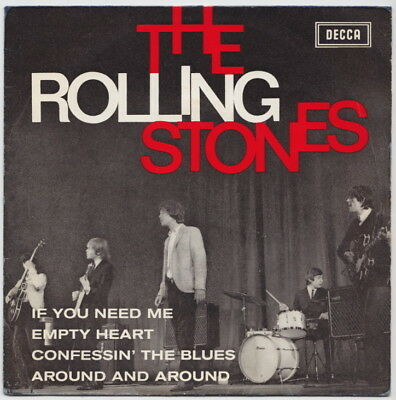 The ROLLING STONES * If You Need Me * 1964 HOLLAND EP *