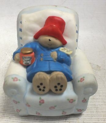 PADDINGTON BEAR By Eden Musical Porcelain Lullaby ORNAMENT  - D37