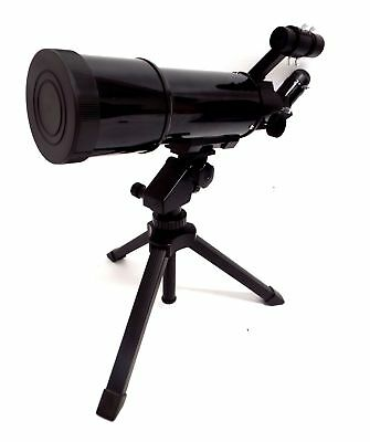 Tabletop Refractor Telescope 80mm x 400mm MARKS & SPENCER Boxed  - B14