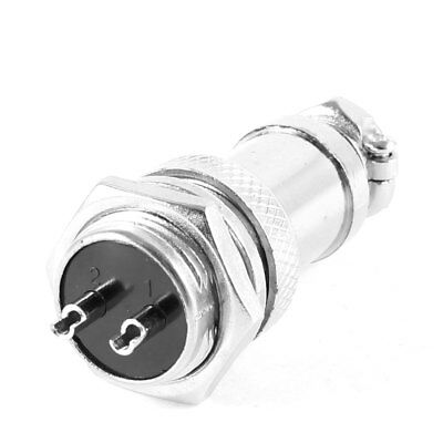 AVIATION CONNECTOR STECKER 16 mm GX16 3 pin 220 V 20 A AC ...