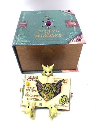 Pocket Dragons Believe in Dragons Members Only w/ Certificate & Box 12.5cm - BA5