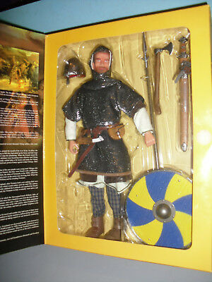 """IGNITE {  The Viking } = Action Figure With Weapons,  Complete """"   Boxed ."""