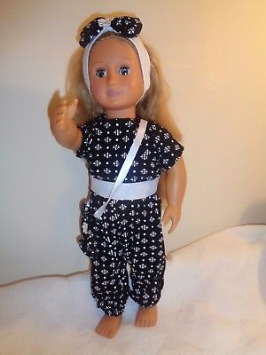 "Our Generation//design A Friend 18"" Dolls Fashion Clothes *****handmade"