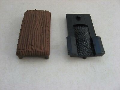 HO scale Tyco Mantua old time tender fuel loads for the old 10 and 12 wheelers!!