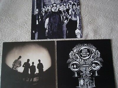 Oasis Postcards x3 Oasis Music Excellent Condition Noel Gallagher Liam Gallagher