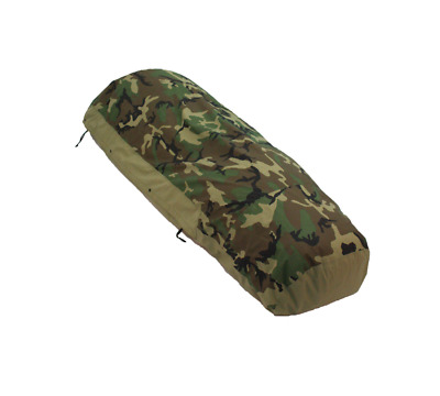 Orig.US Army USGI Bivy Bag Cover Gore-Tex US woodland MSS System NEU