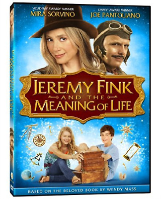 Jeremy fink and the meaning of life exlib 399 picclick sorvinomira jeremy fink and the meaning of life dvd new fandeluxe Gallery