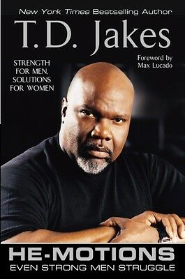 He-Motions (Paperback), T.D Jakes, 9780425202623