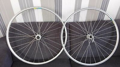 Rigida aluminium Wheel set 700c