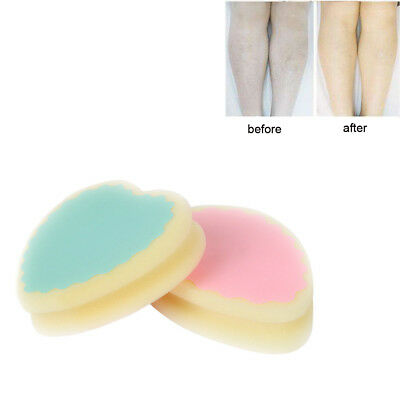 Magic Painless Hair Removal Depilation Sponge Pad Remove Hair Remover Effective