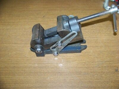 "Machinist Milling Tilt Angle Vice ERON Drill Press VISE 2-1/2"" JAWS"
