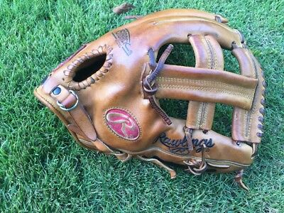 "Rawlings 12"" PRO6HF heart of the hide hoh gold Baseball Glove horween EREH  NICE"