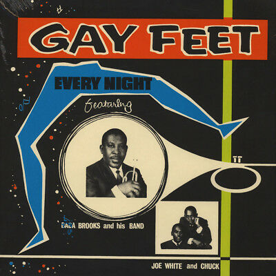 V.A. - Gay Feet Every Night (Vinyl LP - 2017 - EU - Original)