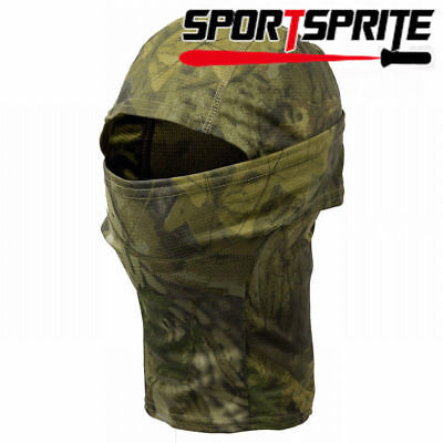 Bionic Camouflage Full Face Mask Outdoor Quick-dry Hood Hunting Scarf Balaclava