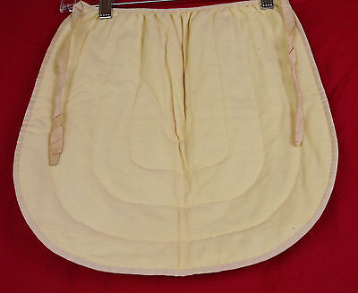 Antique Victorian 1880s 1890s Bustle Pad for dress