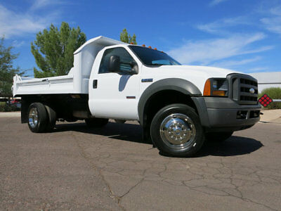 2005 Ford F-550 Dump Bed AZ OWNED LOW MILES