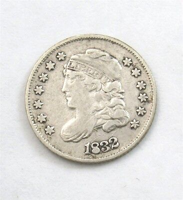 1832 Capped Bust Half Dime - VF - Very Fine H10C 5c