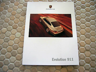 Porsche Official 911 996 Carrera Prestige Sales Brochure 2000 Usa Edition