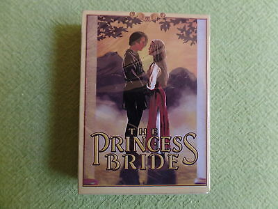 THE PRINCESS BRIDE Deck of Playing Cards Albino Dragon NEW/Sealed