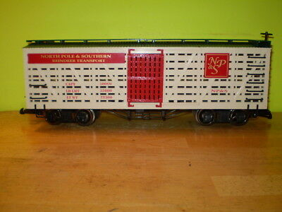 Model Trains/g/bachmann/stock Car/north Pole & Southern/reindeer Transport