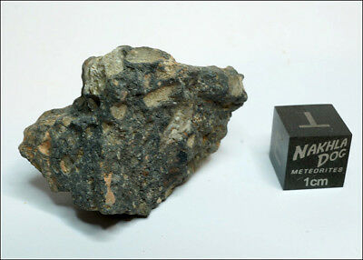 Amazing looking Lunar Meteorite NWA 11273 - 13.1 grams - Own a Piece of the Moon