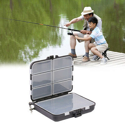 Fishing Tackle Box Fishing Lure Bait Bag Storage Case 26Compartments Pop