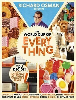 The World Cup Of Everything: Play along at home: quiz fun f... by Osman, Richard