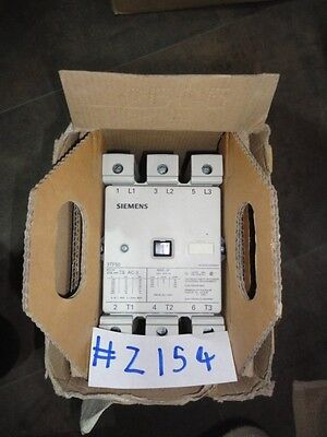 Siemens 3Tf50 Ac-3 150A Contactor  600V See Photo's #z154