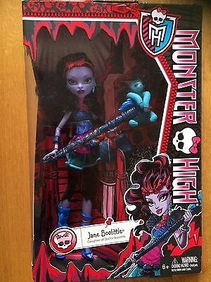 Monster High Boolittle Doll BNIB