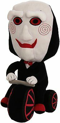 Saw BillyThe Puppet Plush Figure 35 cm 14 inches tall Halloween